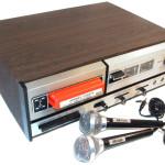 Vintage 8-Track Tapes